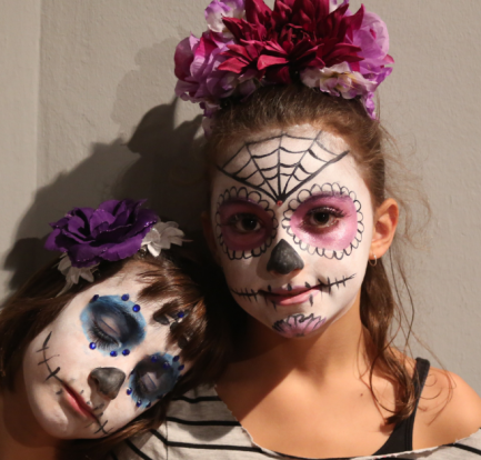 Halloween make-up tips